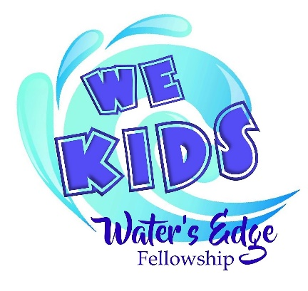 Children's Ministry – WE Kids